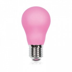 Masażer - Fun Toys Gbulb Vibrator Pink