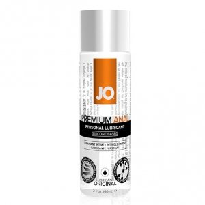 Lubrykant analny - System JO Anal Silicone Lubricant 60 ml