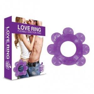 Pierścień erekcyjny - Love in the Pocket Love Ring Erection