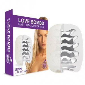 Masturbator - Love in the Pocket Love Bombs Jenn