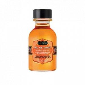 Kama Sutra - Oil of Love Kissable Body Oil Tropical Mango 22 ml