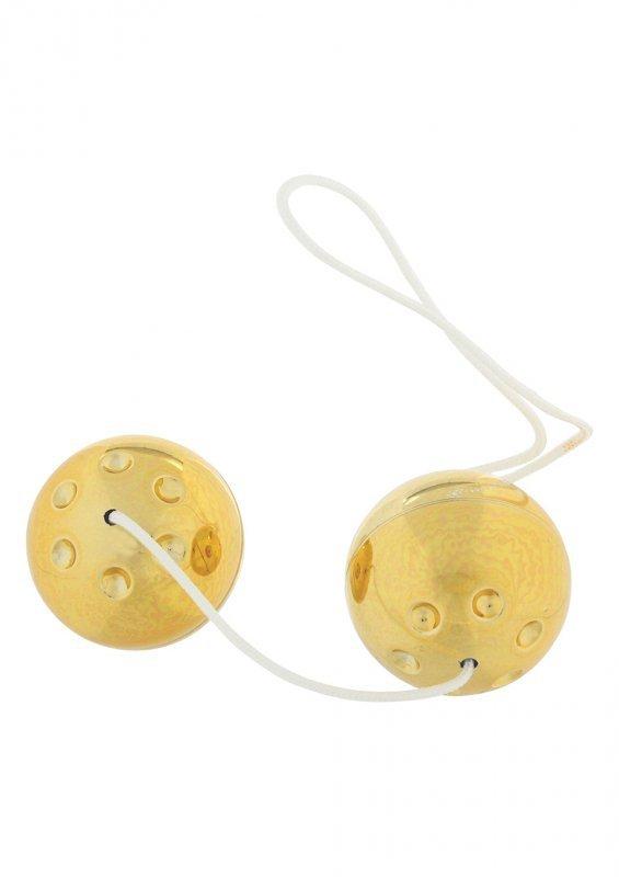 Kulki-GOLD METAL BALLS