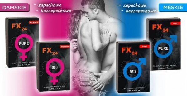 Feromony-FX24 for men - neutral roll-on 5 ml