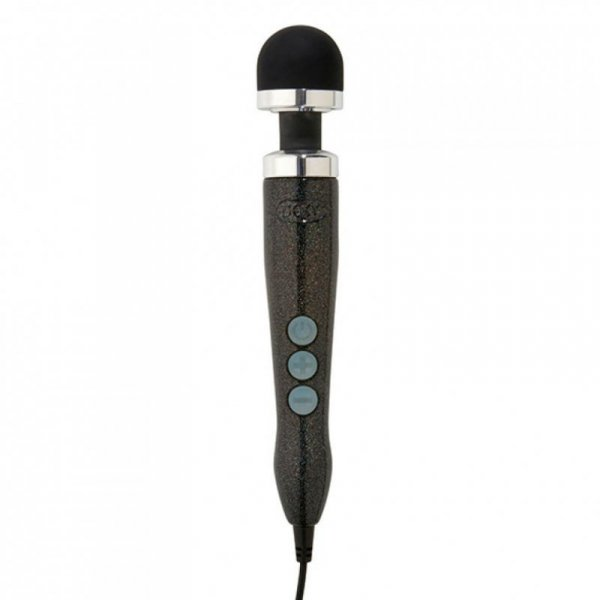 Masażer - Doxy Number 3 Wand Massager Disco Black
