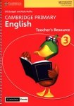 Cambridge Primary English Stage 3 Teacher's Resource with Cambridge Elevate