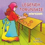Cd Mp3 Legendy Toruńskie Wierszem