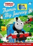Thomas & Friends Thoma's Big Journey Track Book