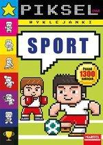 Pikselowe wyklejanki - Sport