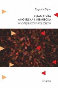 Gramatyka angielska i niemiecka w opisie równoległym (E-BOOK PDF)