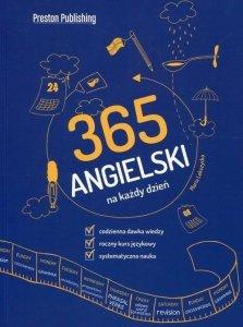 Angielski 365 na każdy dzień (poziom A2-B2)
