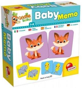 Carotina Baby Memo Zwierzęta