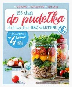 155 dań do pudełka Domowa dieta Bez glutenu
