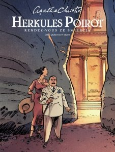 Agatha Christie Herkules Poirot Rendez-vous ze śmiercią