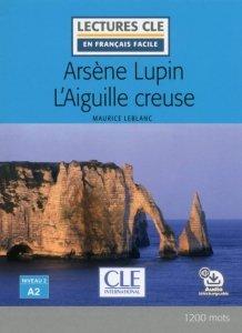 Arsene Lupin contre L'Aiguille creuse A2 + audio