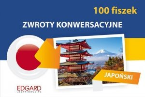 Japoński Zwroty konwersacyjne 100 fiszek