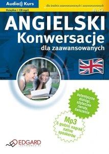 Angielski Konwersacje dla zaawansowanych +CD mp3