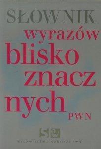 Słownik wyrazów bliskoznacznych PWN