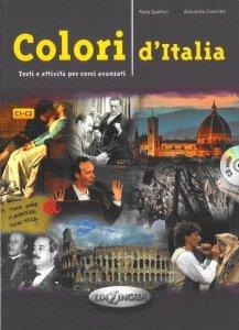 Colori d'italia Podręcznik +  CD