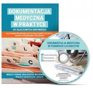 Dokumentacja medyczna w praktyce + CD