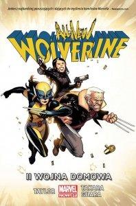 All New Wolverine II wojna domowa