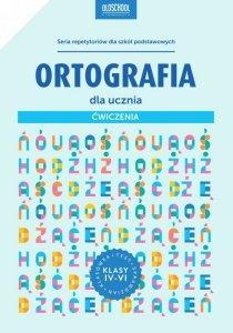 Ortografia dla ucznia. Ćwiczenia. eBook