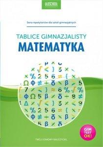 Matematyka. Tablice gimnazjalisty. eBook