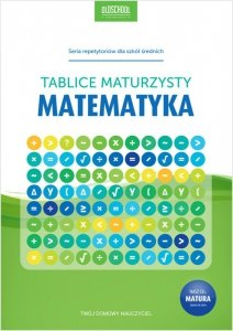 Matematyka. Tablice maturzysty. eBook