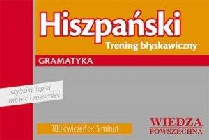 Hiszpański Trening błyskawiczny. Gramatyka