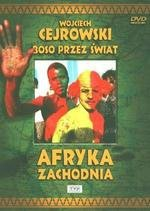 Boso przez świat Afryka Zachodnia DVD