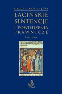 Łacińskie sentencje i powiedzenia prawnicze