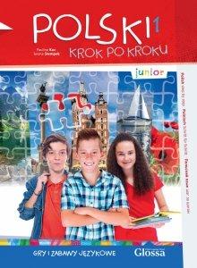 Polski krok po kroku Junior. Gry i zabawy językowe