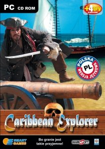Caribbean Explorer. Smart games. PC CD-ROM + 4 gry w wersji demo