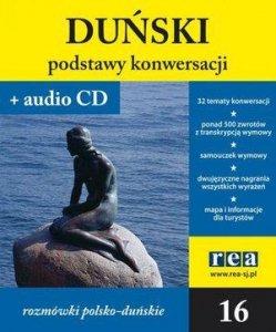 Duński. Podstawy konwersacji. Rozmówki polsko-duńskie z płytą CD