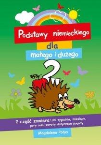 Podstawy niemieckiego dla małego i dużego 2. Książeczka do nauki słówek dla każdego