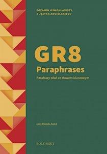 GR8 Paraphrases. Parafrazy zdań ze słowem kluczowym