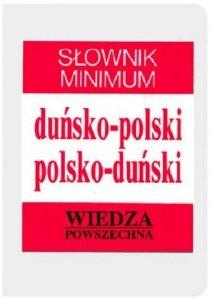 Słownik minimum duńsko-polski, polsko-duński