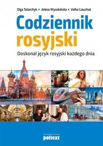 Codziennik rosyjski  Doskonal język rosyjski każdego dnia (OUTLET)