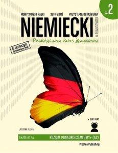 Niemiecki w tłumaczeniach 2. Gramatyka. Poziom podstawowy z nagraniami do pobrania