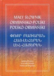 Mały słownik ormiańsko-polski, polsko-ormiański