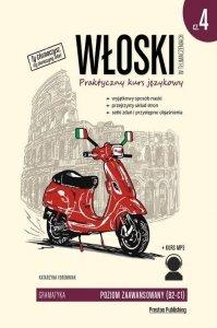 Włoski w tłumaczeniach. Gramatyka 4. Poziom B2-C1 z nagraniami do pobrania