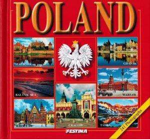 Album Polska wersja angielska - 241 fotografii. Poland 241 photographs
