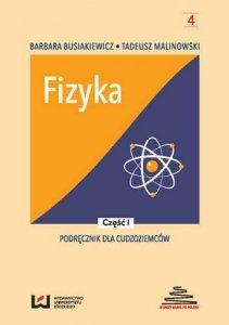 Fizyka. Podręcznik dla cudzoziemców. Część 1