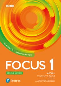 Focus Second Edition 1 Student's Book + kod (Digital Resources + Interactive eBook)