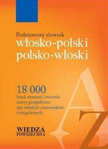 Podstawowy słownik włosko-polski polsko-włoski