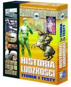 Historia ludzkości. Teoria i testy. PC CD-ROM