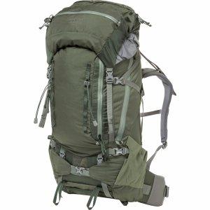 Plecak trekkingowy/wyprawowy Stein 65, Ivy, M