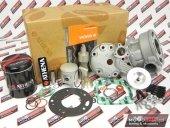 Cylinder kit ATHENA aluminium 125 cm3