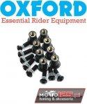 Śruby owiewek / do szyby 8 sztuk OXFORD czarne