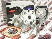 Cylinder kit BARIKIT RACING aluminium 50 cm3 D50B0 dzielona głowica !