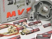 Cylinder kit MVT CARRERA aluminium 50 cm3 AM6